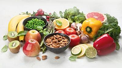 Find out how to boost your immune system naturally with food!