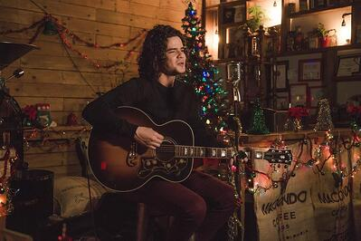 Johnny Rez explores the true meaning of Christmas while sharing his favorite Christmas traditions.