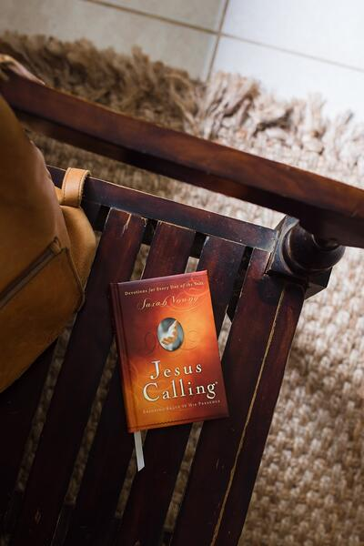 OneShare Health Christian Medical Sharing Ministry | Jesus Calling Book Review