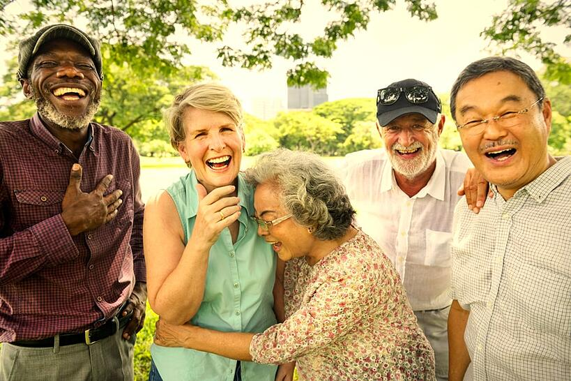 Stay Healthy After Retiring with Friends: How to Take Care of Your Health After Retirement