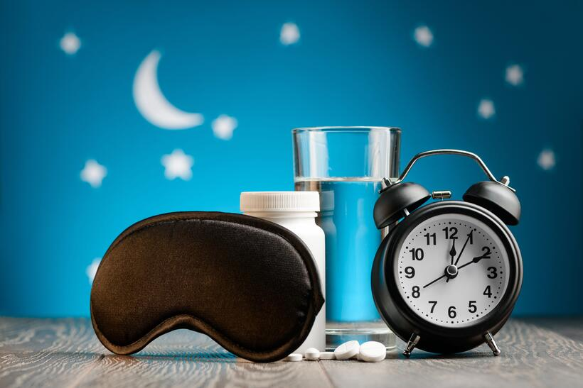 Basic health tips like to get good sleep, it will help you gain muscle naturally