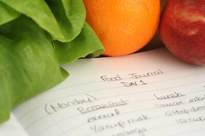 A healthy diet food journal is good for your health! Here are somefood journal tips on starting a food journal