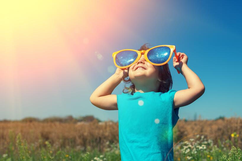 Learn how much sun to get Vitamin D and the benefits of sunshine to help your mental health during COVID-19