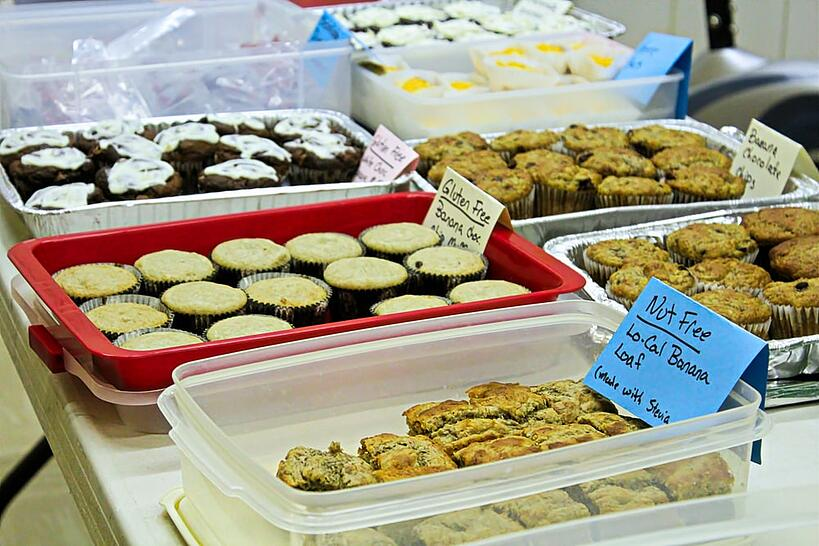 Need ideas how to raise money for your church? Have a traditional bake sale or car wash!