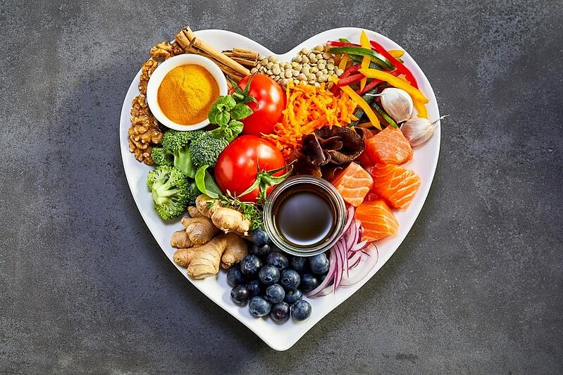 Looking for tips on how to keep your heart healthy and how to improve heart health? Start with a heart healthy diet.