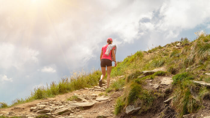 Learn health and wellness tips for your health facts and health tips like getting some exercise.