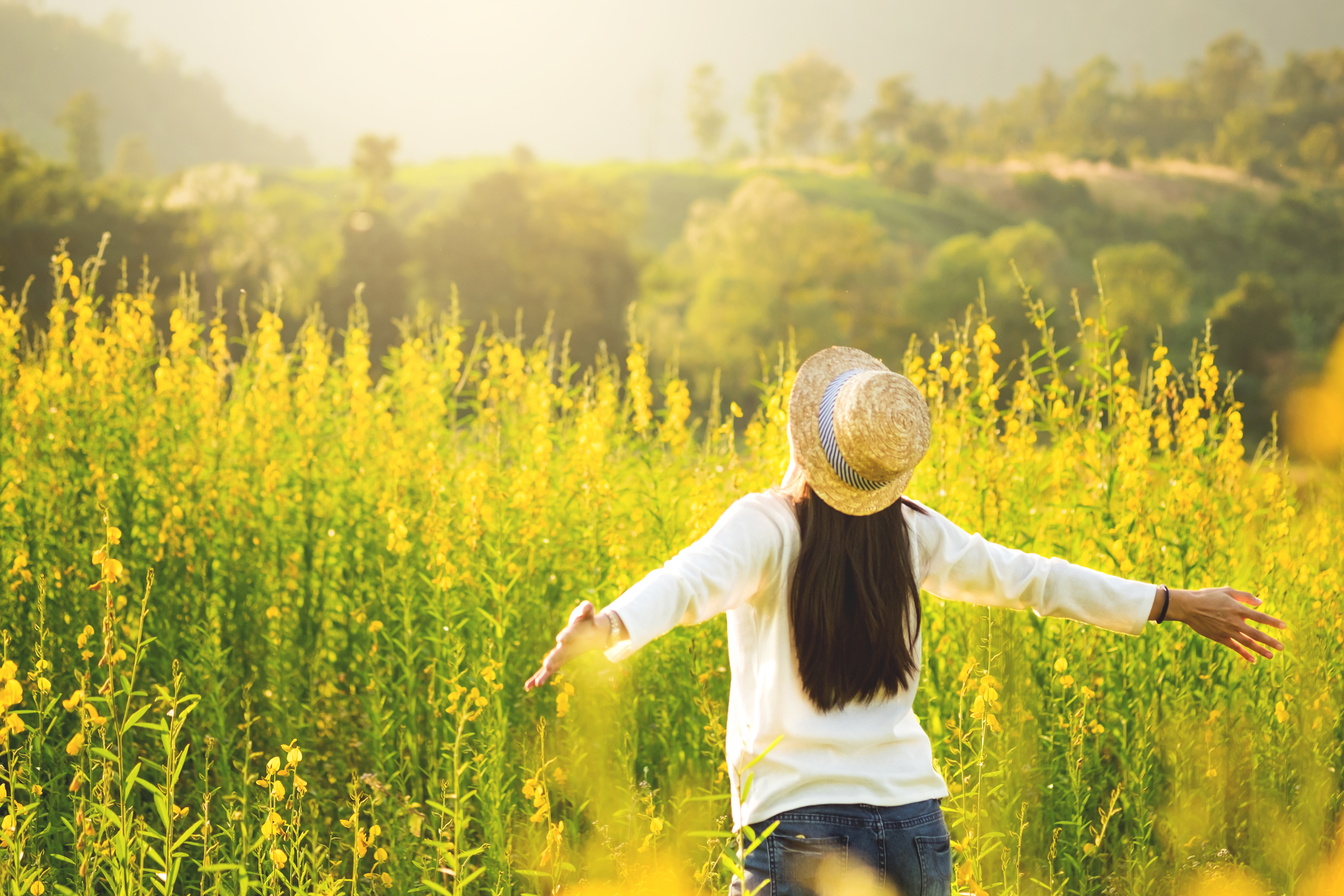 There are benefits of getting outside that could help your mental health during COVID-19