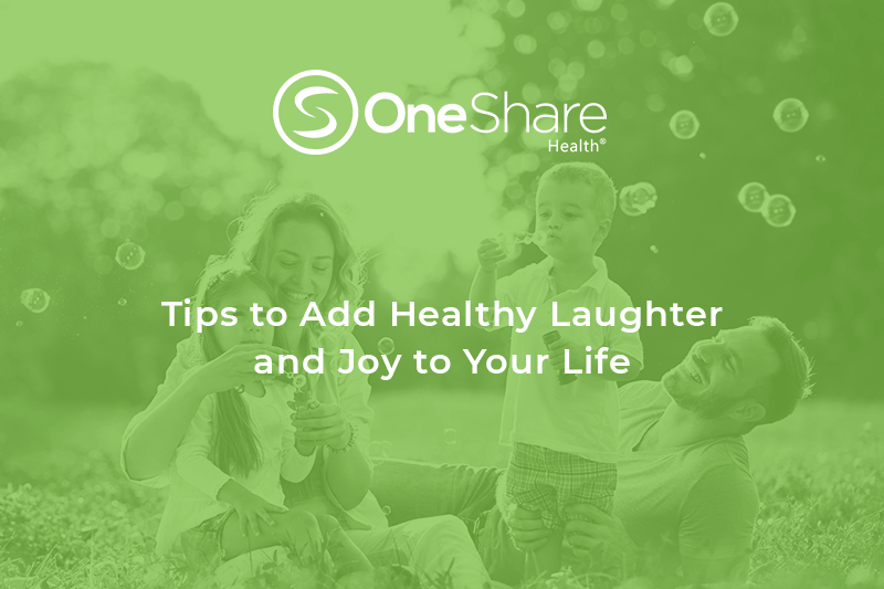 Mental Health Tips for Joy | Add Some Laughter to Your Life With These Mental Health Tips