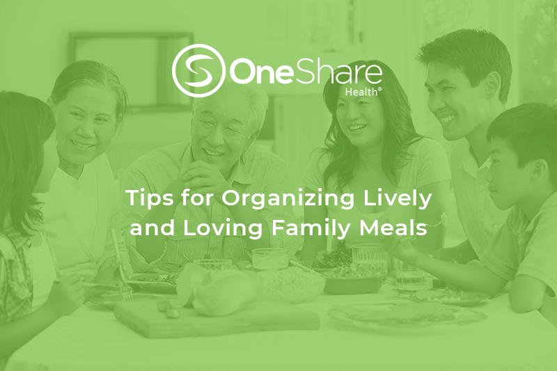 How to Plan Family Meals | Christian Health Care Sharing Ministry | OneShare Health Plans