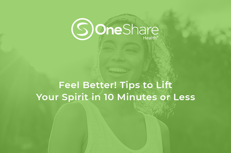 Tips to Lift Your Mood | Christian Health Care Sharing | Anabaptist Healthshare