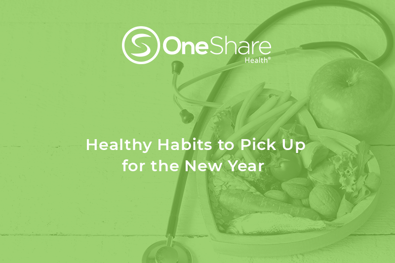 One way the Health Care Sharing Ministry at OneShare Health is choosing to persevere is by setting personal goals, or New Year's resolutions like these!