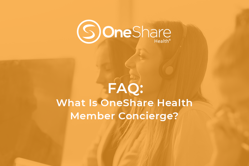What is Member Concierge? | Christian Health Insurance Alternative | Medical Cost Sharing Plans