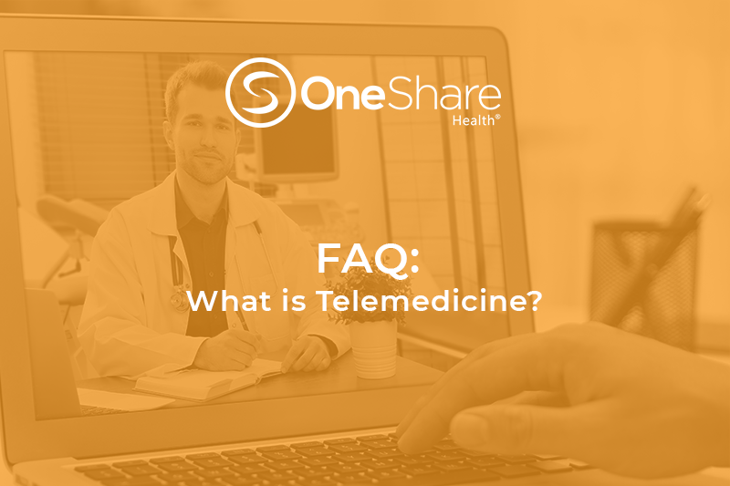 What is Telemedicine | OneShare Health Insurance Alternative | Health Sharing Plans