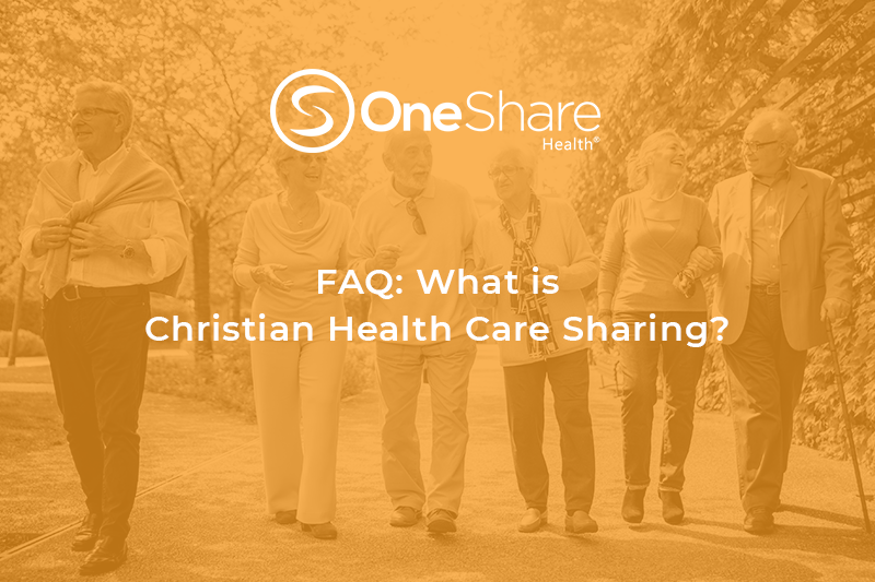 What is medical sharing and Christian medical insurance? Learn more about our Christian health care sharing ministry and what our Christian health insurance alternative can do for you and your family!