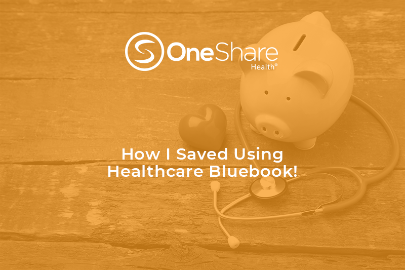 Healthcare Bluebook Review | Read Kelley's story of how her Healthcare Bluebook savings helped her family when they needed it most.