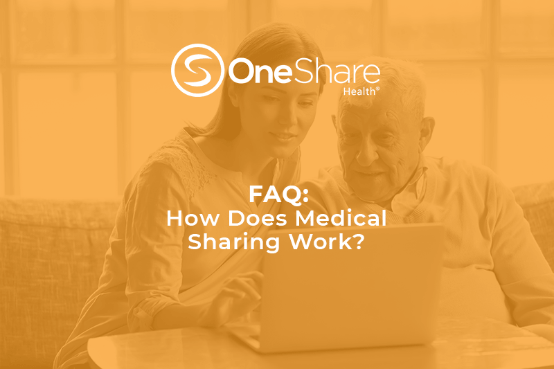 How does medical cost sharing work? Health sharing is how your contributions are used to facilitate the medical cost sharing of Eligible costs within health sharing ministries.