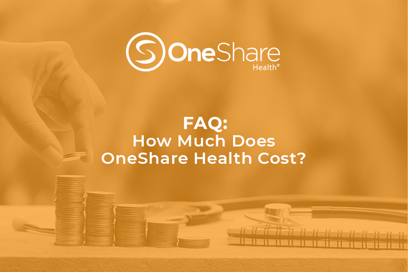 OneShare Health Cost | Christian Health Insurance Cost | Christian Healthcare Sharing Programs
