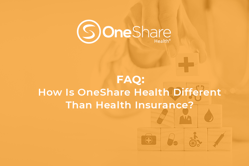 At OneShare Health, Insurance alternatives are not the same as Christian Health insurance. Learn more about OneShare Insurance alternatives with HCSM Christian Health Plans