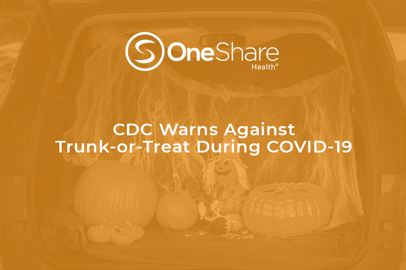 Trick or Treat COVID CDC | Here's How to Celebrate the Harvest Season While Adhering to CDC Halloween Guidelines