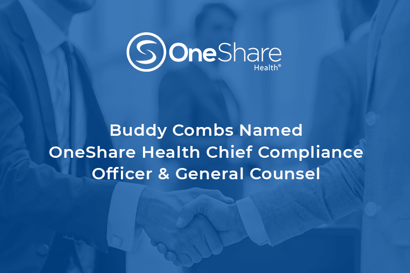 OneShare Health News | Meet Chief Compliance Officer & General Counsel for Christian Health Care Sharing Ministry