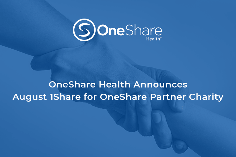 1Share For OneShare Christian Non-Profit | Healthcare Cost Sharing Ministries | OneShare Health Has Partnered with the Grand Prairie Homeless Organization Outreach