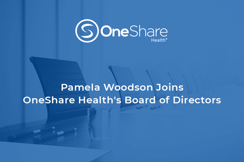 Pamela Woodson Joins OneShare Health Board of Directors | Health Sharing Ministries