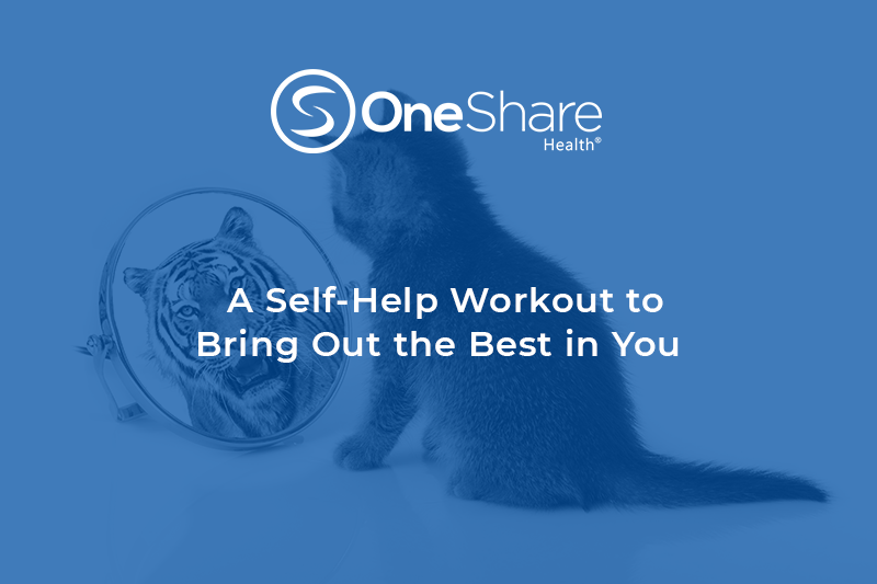 OneShare Health | Follow This Self-Help Workout by Catherine Burton to Bring Out the Best in You