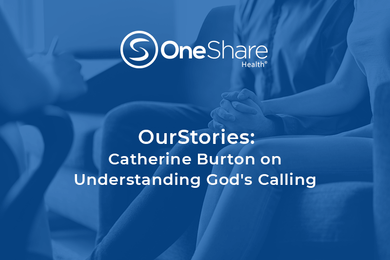 OneShare Health Christian Health Insurance Alternative OurStories Feature with Marriage Counselor Catherine Burton