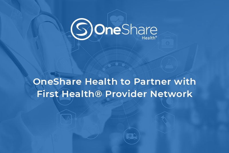 Health Sharing Ministry | First Health® Provider Network | OneShare Health Care Sharing Plans