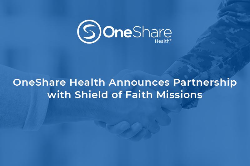 OneShare Health Nonprofit Charity Partner | Veteran Charity Shield of Faith Missions