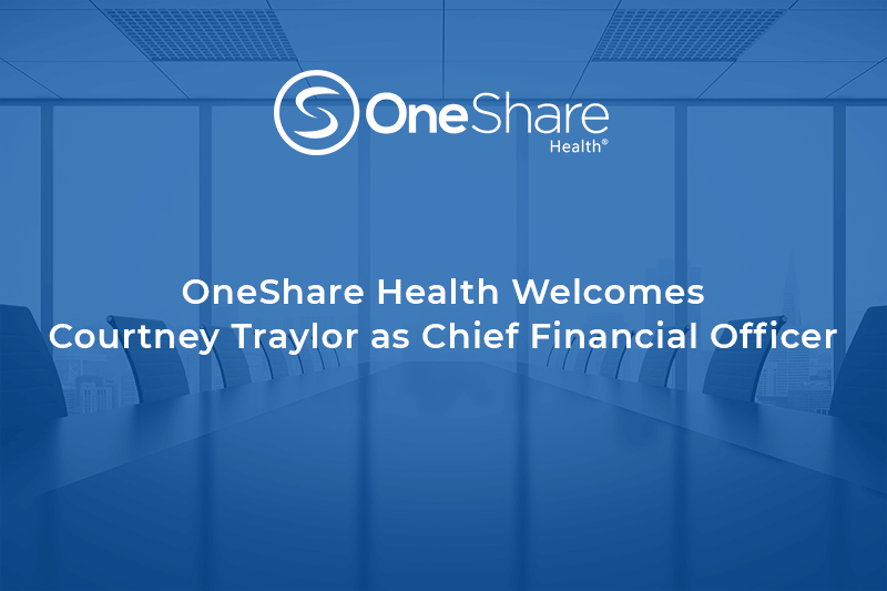OneShare Health Leadership | CFO Courtney Traylor Will Support OneShare's CEO and Oversee Financial Needs of the Christian Health Share