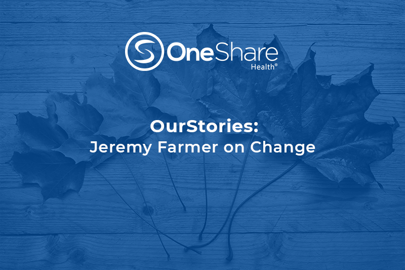 OneShare Health Chaplain on Change | OneShare Health Insurance Alternative