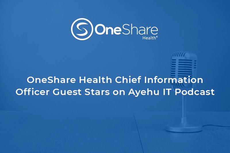 OneShare Health CIO Guest Stars on Podcast | OneShare Christian Health Insurance Alternative | Health Sharing Plans