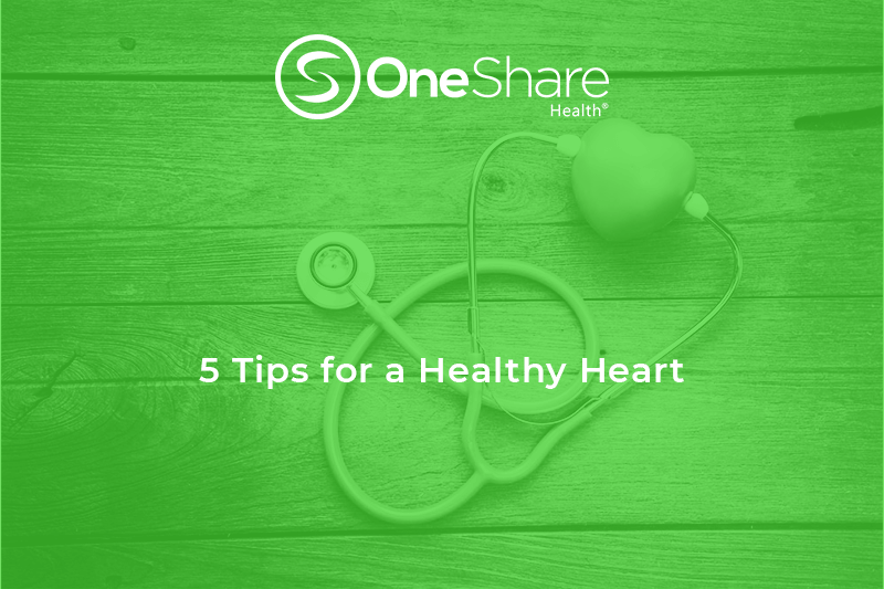 Learn how to have a healthy heart with these tips on how to keep your heart healthy and how to improve heart health!