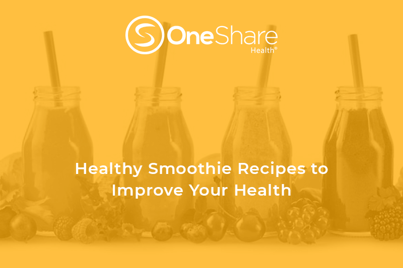 Do you want to learn some delicious recipes that could improve your overall health? Check out these healthy smoothie recipes and create your own.