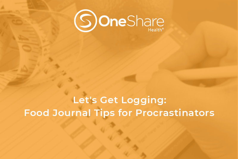 Although keeping a food journal can be time-consuming and tedious but it doesn't have to be a pain! Here are some food journal tips for procrastinators.