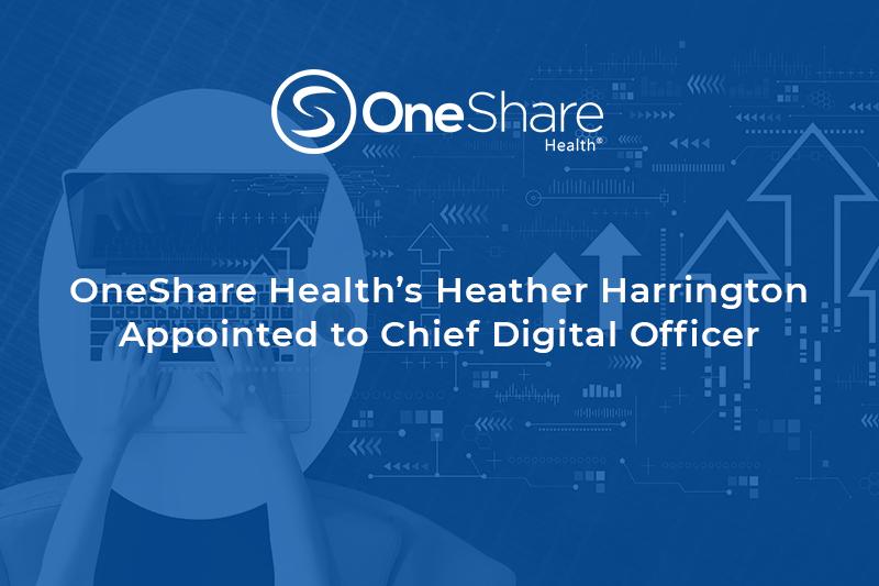 OneShare Health Care Sharing Non Profit Leader Heather Harrington Named CDO