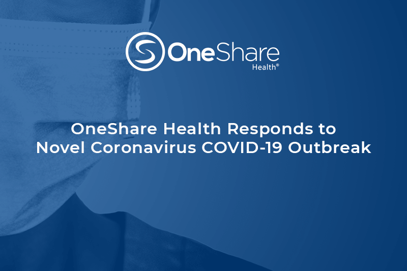OneShare Health News | OneShare Health Care Sharing Ministry Responds to Novel COVID-19 Outbreak